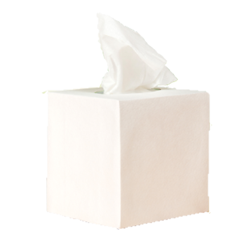 Facial Tissue Cube/Square