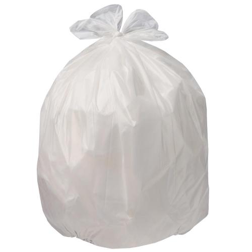 Biodegradable Garbage-Bags White